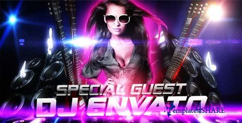 Club Promo - After Effects Project (Videohive)