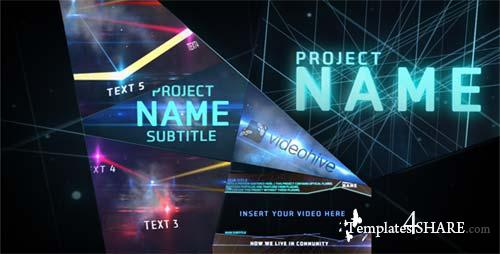The Future - After Effects Project (Videohive)