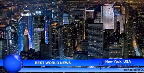 Best World News - After Effects Project (Videohive)
