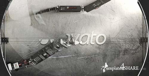 Robotic Revealer - After Effects Project (Videohive)