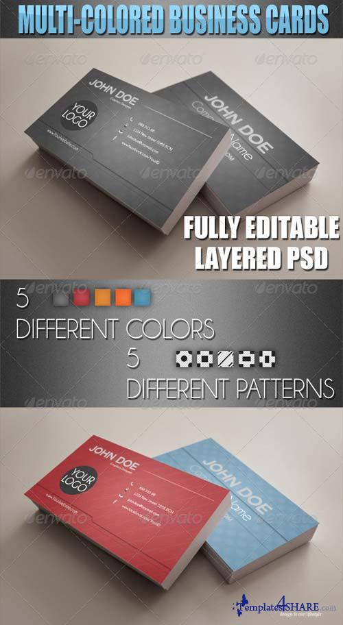 GraphicRiver Elegant Business Card 5495718