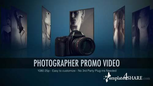 Photographer Promo Video - After Effects Project (Videohive)