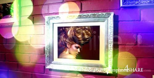 Gallery in the club - After Effects Project (Videohive)