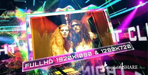 Night Club 2 - After Effects Project (Videohive)