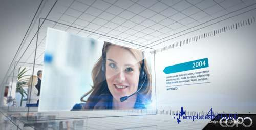 Corporate Timeline - After Effects Project (Videohive)
