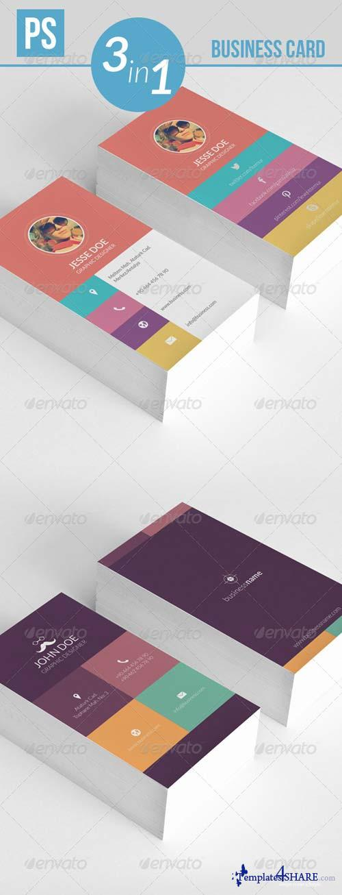 GraphicRiver Business Card