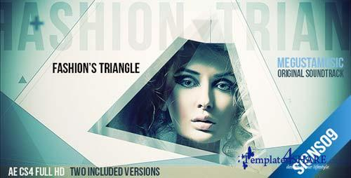 Fashion's Triangle - After Effects Project (Videohive)