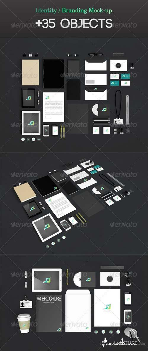 GraphicRiver Identity / Branding Mock-up