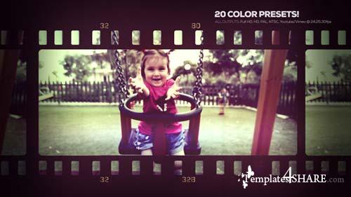 Lovely Memories - After Effects Project (Videohive)