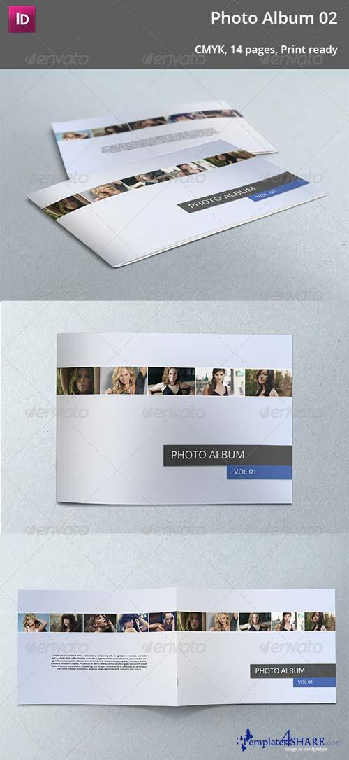GraphicRiver Modern Photo Album 02