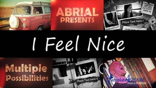 I Feel Nice - After Effects Project (Videohive)