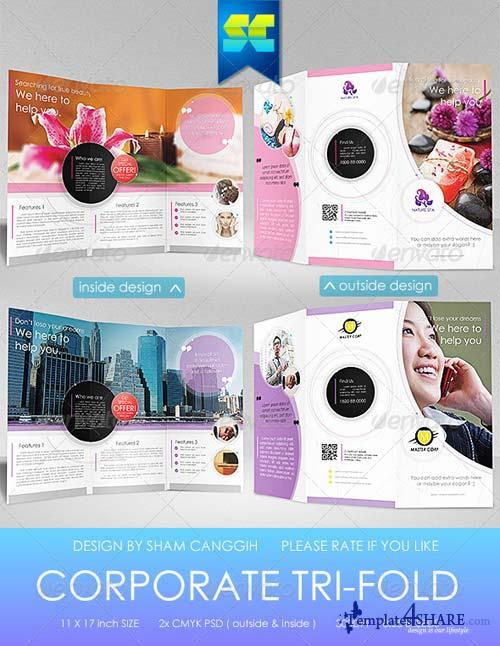 GraphicRiver Modern Multi-Purpose Tri-fold