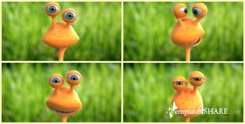 The Adventurous Snail (Photo Show) - After Effects Project (Videohive)