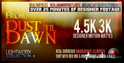 From Dust Till Dawn: LightWorx Collection - V1 - After Effects Project (Videohive)