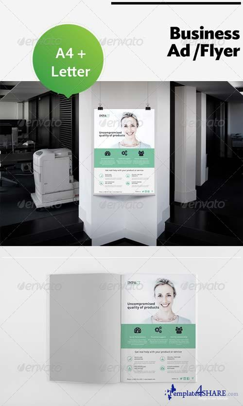 GraphicRiver Business Ad Flyer Vol. 2