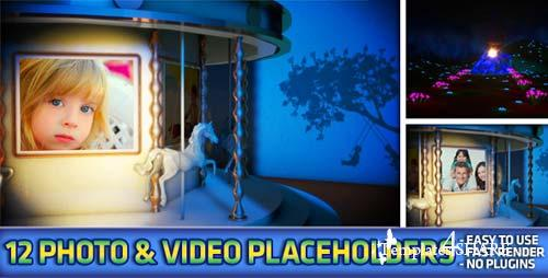 Carousel Photo & Video Album - After Effects Project (Videohive)
