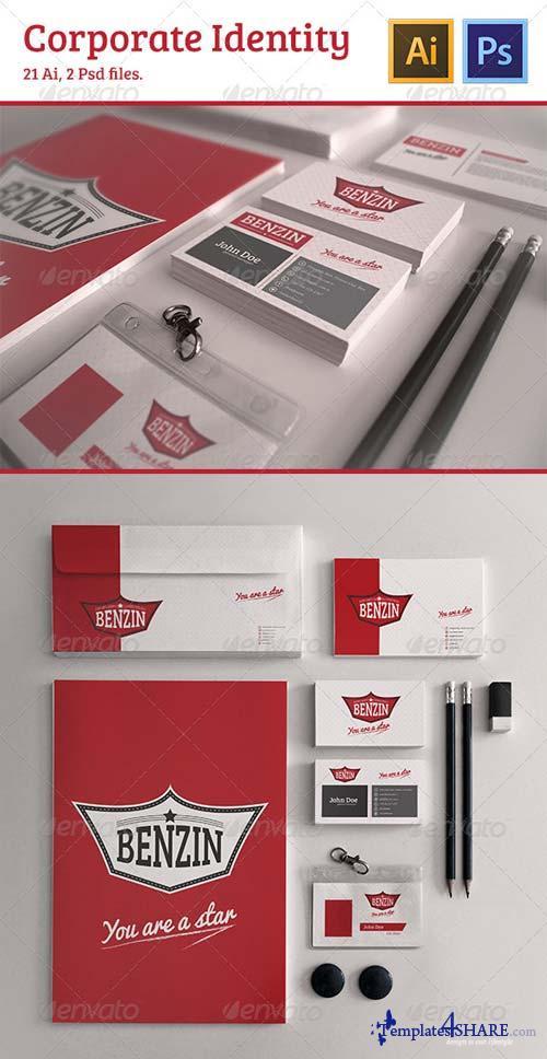 GraphicRiver Corporate Identity