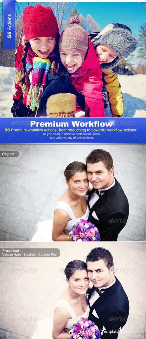 GraphicRiver Premium Workflow Bundle