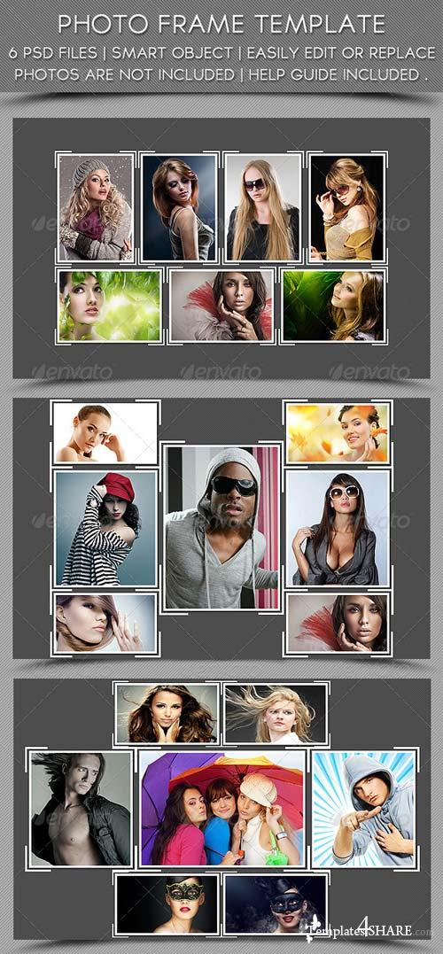 GraphicRiver Photo Frame Template