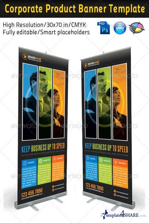 GraphicRiver Corporate Multipurpose Banner Template 09