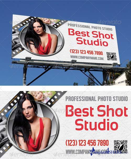 GraphicRiver Photo Studio Outdoor Banner 01