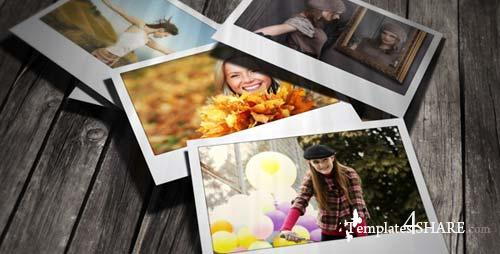 Falling Photos 2 - After Effects Project (Videohive)