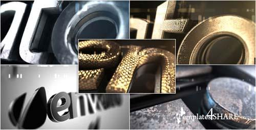 Classy Logo Reveal V3 Pack - After Effects Project (Videohive)