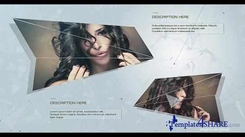 Futuristic Interface Presentation - After Effects Project (Videohive)
