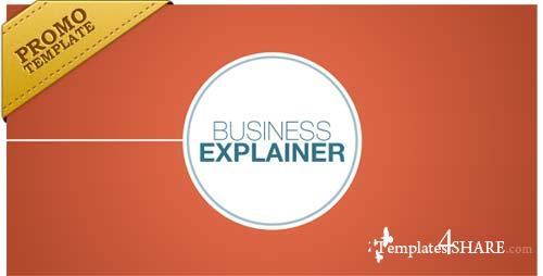 Business Explainer - Promotes Anything - After Effects Project (Videohive)