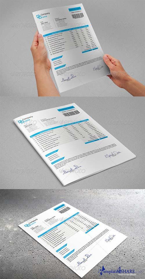 GraphicRiver Favorite Invoice