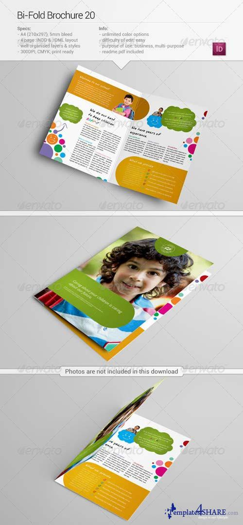 GraphicRiver Bi-Fold Brochure 20
