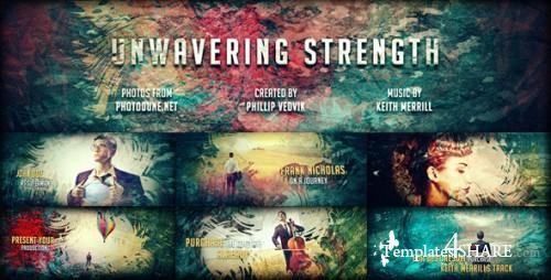 Unwavering Strength - After Effects Project (Videohive)