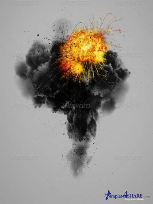 GraphicRiver Explosion