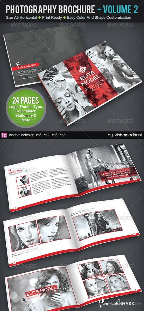 GraphicRiver Photography Portfolio Brochure | Volume 2