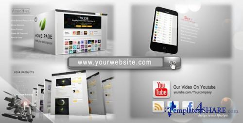 Your Website Pack - After Effects Project (Videohive)