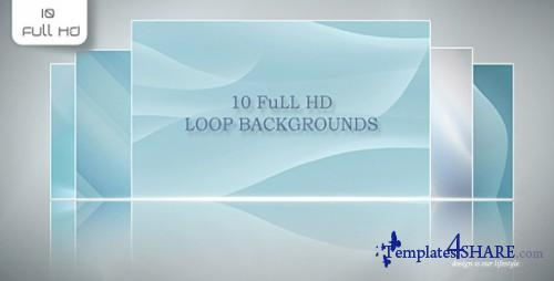 Pro BackGrounds Pack - 10 - After Effects Motion Graphics (Videohive)