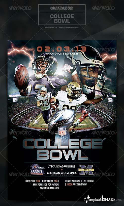 GraphicRiver Football Tournament Flyer/Poster
