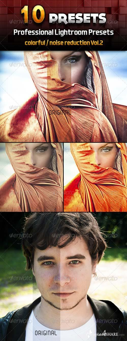 GraphicRiver Perfect Skin Presets