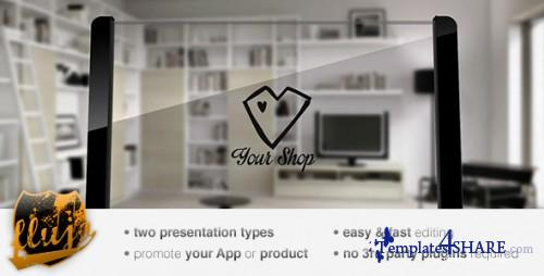 Glass Tablet - After Effects Project (Videohive)