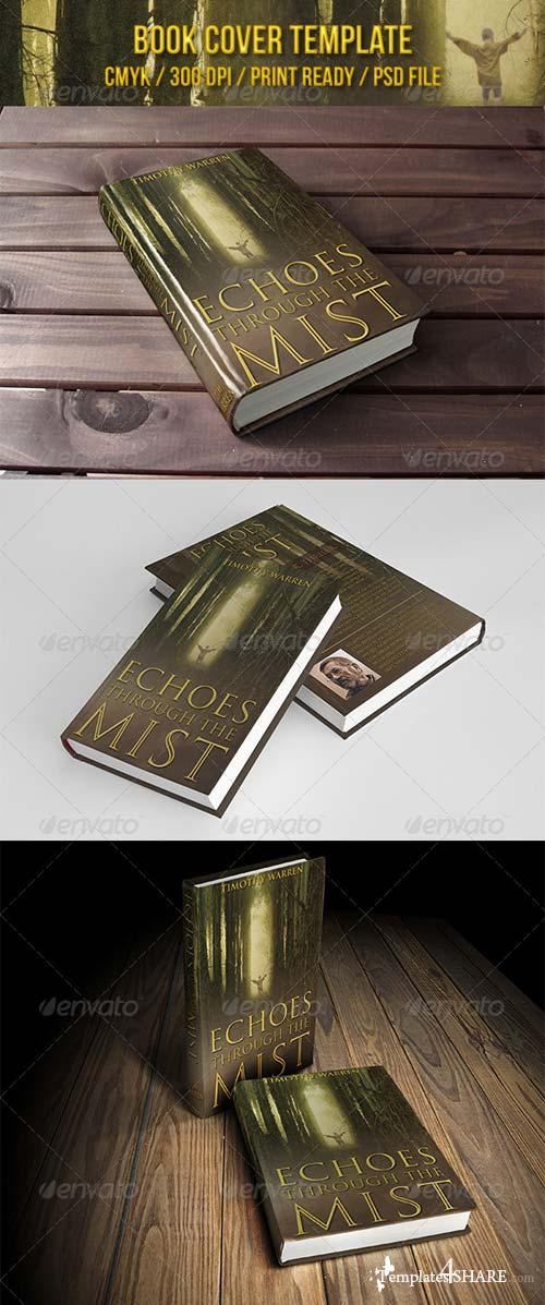 GraphicRiver Book Cover Template 05