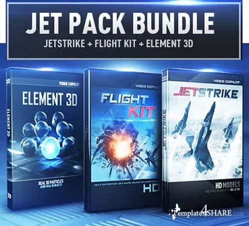 Video Copilot - JetPack Bundle
