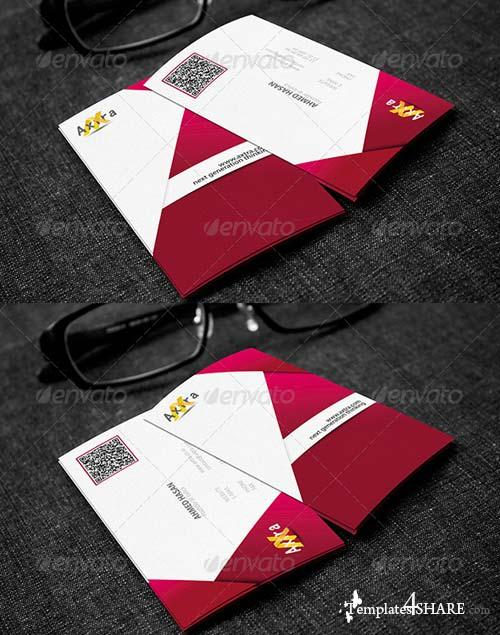 GraphicRiver Corporate Business Card Design