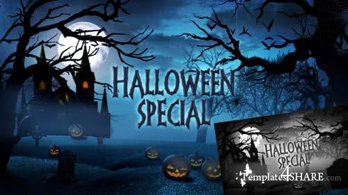 Halloween Special Promo - After Effects Project (Videohive)