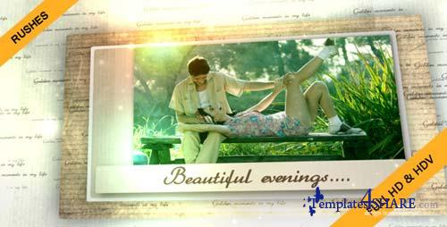 Fine Memories - After Effects Project (Videohive)