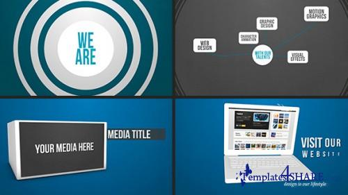 Portfolio/Company Motion Promo - After Effects Project (Videohive)