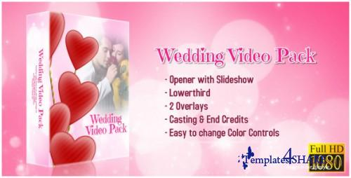 Wedding Video Package - After Effects Project (Videohive)