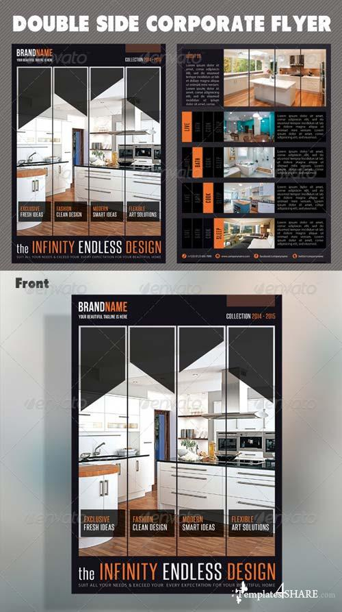 GraphicRiver Corporate Product Flyer 35
