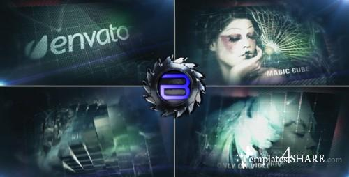 Magic Cube - After Effects Project (Videohive)
