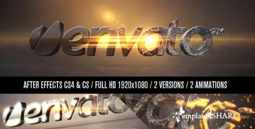 Heat Up Logo Reveal - After Effects Project (Videohive)