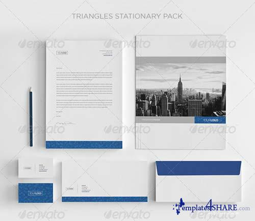 GraphicRiver Real Estate Stationary Pack